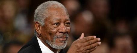 Morgan Freeman dans une pub pour le mariage gay