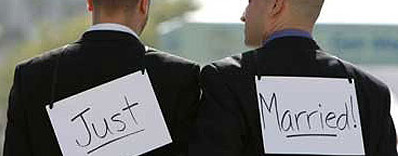 Mariage gay : arrêt d'un magazine australien
