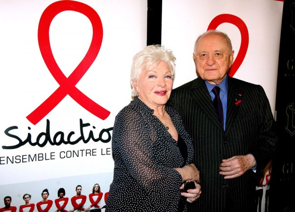 01979524-photo-line-renaud-et-pierre-berge-lors-de-la-conference-de-presse-2009-du-sidaction1