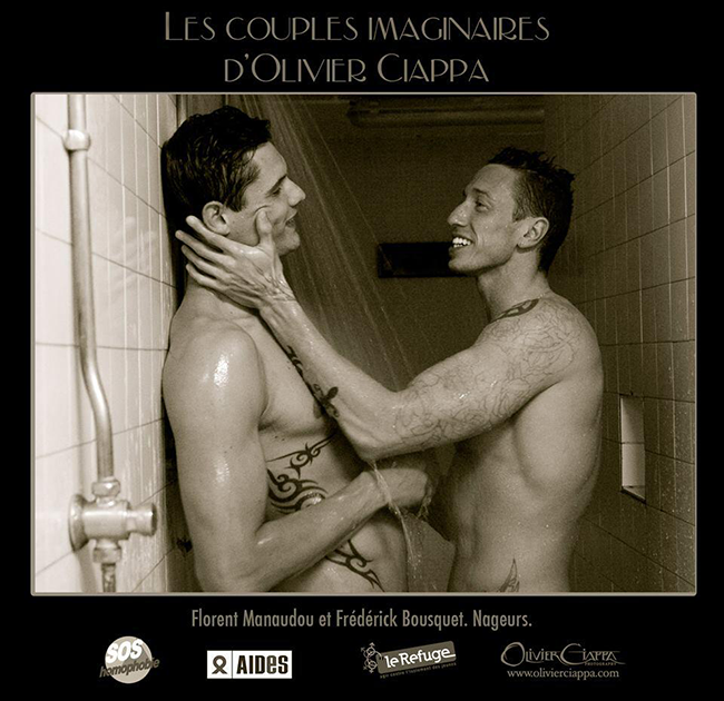 Florent-Manaudou-et-Frederick-Bousquet-les-couples-imaginaires-aides-le-refuge-stop-homophobie
