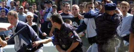 Un militant Lgbt allemand tabassé à Belgrade