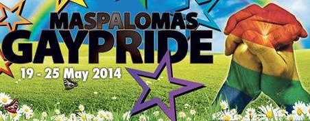Vivez en direct la Maspalomas GayPride 2014