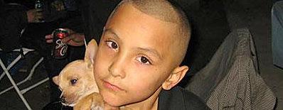 Gabriel, 8 ans, torturé à mort car soupçonné d'être gay