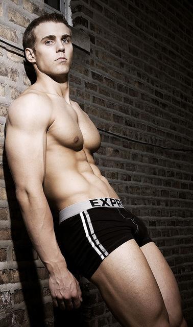 Josh B. • Male Model - thealbamale.blogspot