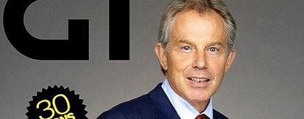 Tony Blair sacré icône gay