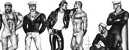 Une collection Tom of Finland