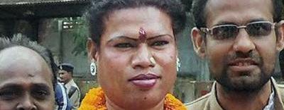 Un 1er maire transgenre en Inde