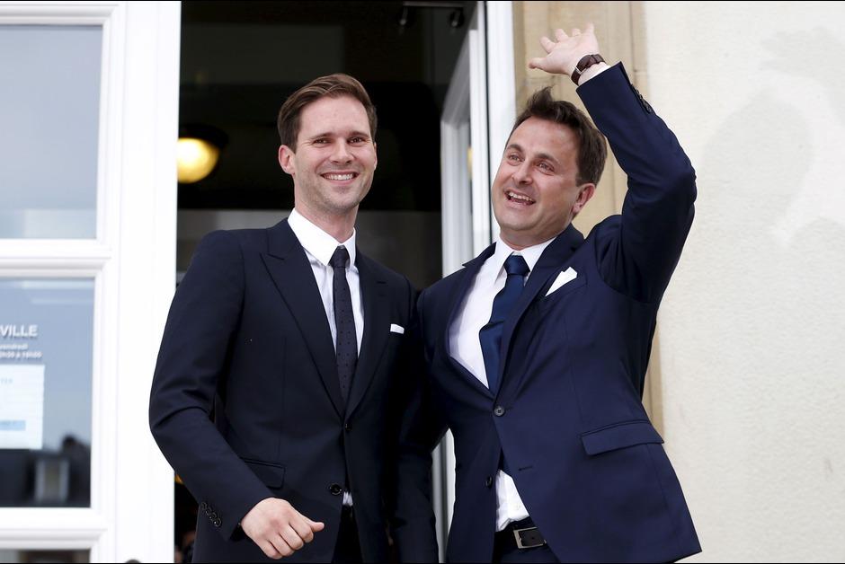 Le 1er ministre du luxembourg pouse son ami 24gay - Xavier marie maisons du monde ...