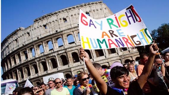 manifestacion-en-roma