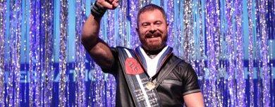 Voici Mr Leather International 2016