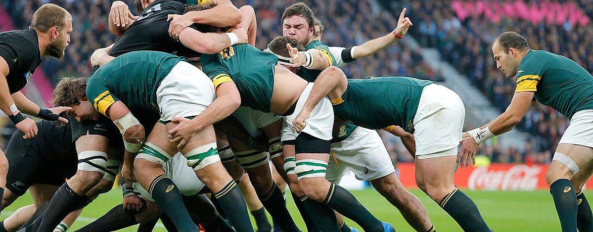 Afrique du Sud: une équipe de rugby gay pour lutter contre les préjugés