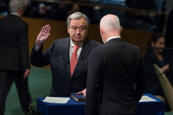 General Assembly Seventy-first session, 59th plenary meeting Appointment of the Secretary-General of the United Nations.