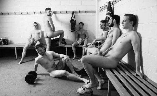 Calendrier Rugbyman Nu.Le Calendrier 2018 Des Rugbymen Nus 24gay