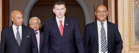 L'ambassadeur de Suisse au Nigéria au cœur d'une polémique