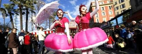 1er carnaval gay de France à Nice
