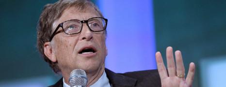 Bill Gates donne 6 millions de dollars à la recherche pour un vaccin contre le VIH
