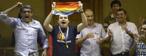 L'Uruguay autorise le mariage gay