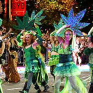 37e Sydney Gay and Lesbian Mardi Gras parade : plus de 10 000 participants