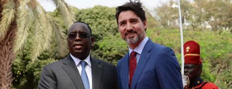 Interdire l'homosexualité n'a rien d'homophobe, selon le président sénégalais