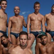 Calendrier 2014 : los Panteres Grogues en maillot !