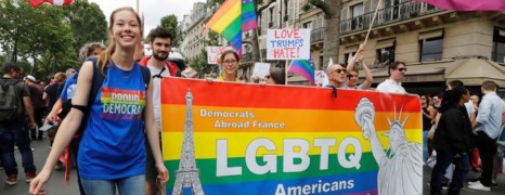 Gay Pride Paris : Air France aura son char !