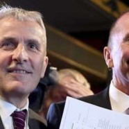 Photo du jour : 1er couple gay allemand marié