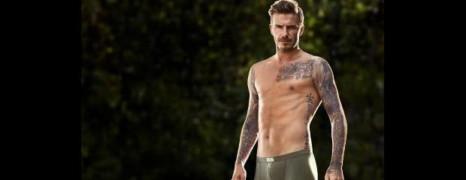 La nouvelle pub de Beckham pour H&M