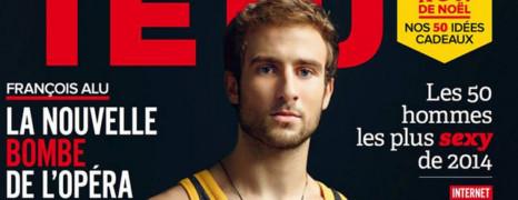 Les hommes les plus sexy de 2014 selon Têtu