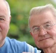 Le message puissant d'un vieux couple de gay
