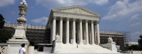 Le sort des droits LGBT à la Cour Suprême des US