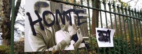 L'exposition d'Olivier Ciappa vandalisée à Toulouse