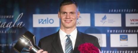 Un nageur gay élu sportif de l'année en Finlande