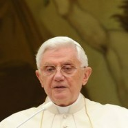 Benoît XVI compare le mariage gay à l'antéchrist