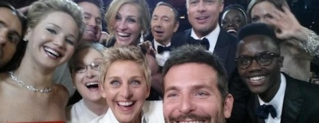 Oscars 2014 : le selfie le plus regardé