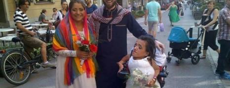 2 lesbiennes iraniennes musulmanes se marient