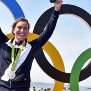 Rachele Bruni, 1ère athlète italienne à afficher son homosexualité