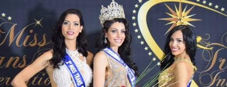Concours Miss Trans en Albanie !