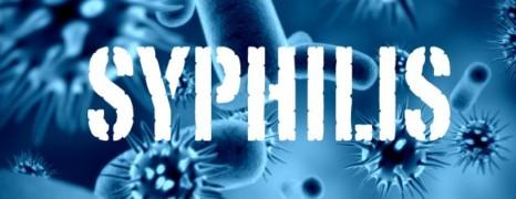 La syphilis ne nous quitte plus