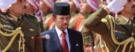 Le Brunei s'apprête à condamner par lapidation le sexe gay