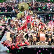 La Gay Pride d'Amsterdam cible la Russie