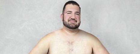 Le corps idéal d'un homme vu dans 19 pays différents