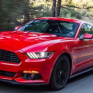 Ford Mustang : voiture gay de l'année