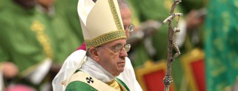 La réponse du pape au prêtre gay