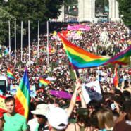 Plus d'un million de personnes à la WorldPride à Madrid
