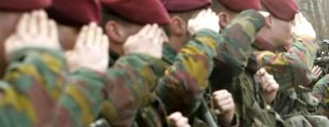 L'armée belge gay friendly