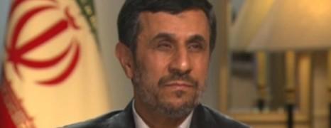 Ahmadinejad : l'homosexualité est affaire de «capitalistes»