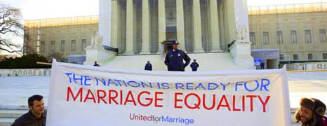 US : le mariage gay légalisé dans 5 nouveaux États