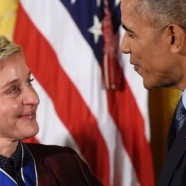 Obama décerne la médaille de la Liberté à Ellen DeGeneres