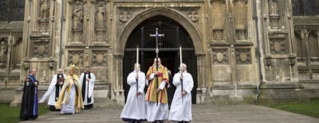 L'Église anglicane du Canada dit enfin oui au mariage gay