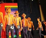 1er concours de beauté gay au Népal